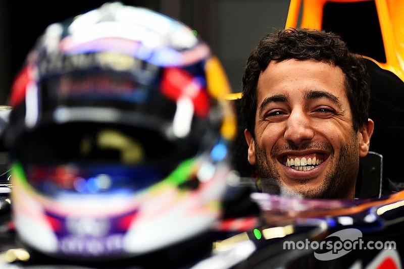 Ricciardo overweegt racen in Amerika bij terugtrekking Red Bull