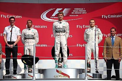 Pirelli ne s'étonne pas d'avoir vu Mercedes s'arrêter deux fois