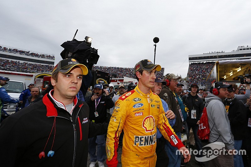NASCAR onderzoekt incident Kenseth / Logano
