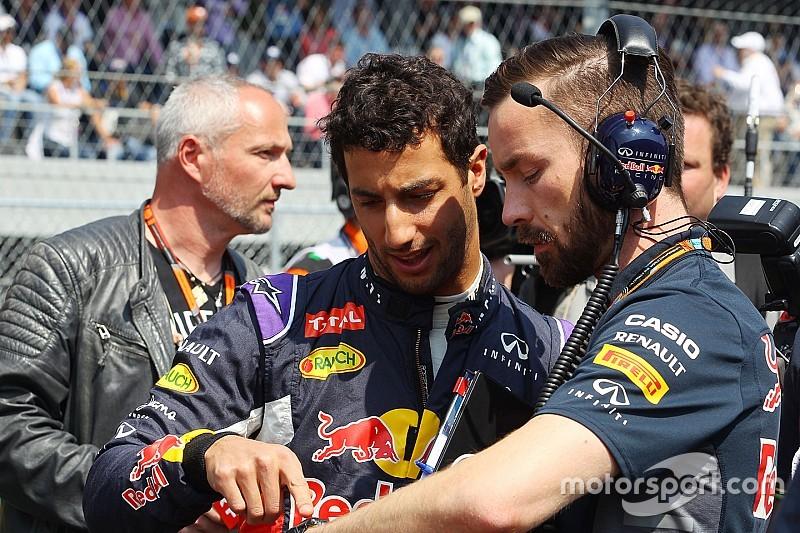 Dale Earnhardt Jr vorrebbe Ricciardo nella NASCAR