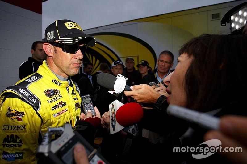 """NASCAR """"enttäuscht"""" von Matt Kenseth: Strafe am Dienstag?"""