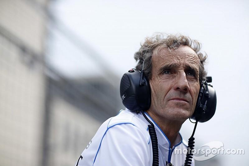 Prost - La F1 complémentaire de la Formule E pour Renault