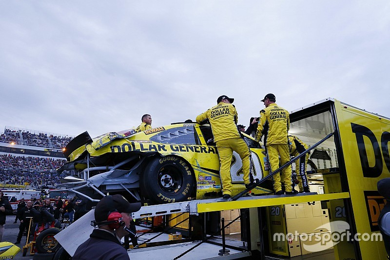 """""""Inexcusable"""" move should 'embarrass Kenseth, his team, sponsors and Toyota'"""