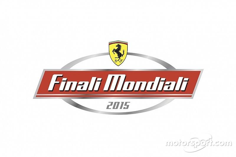 """موقع موتورسبورت.كوم """"الشريك الإعلامي الرسمي"""" لحدث «فيراري فينالي مونديالي 2015»"""