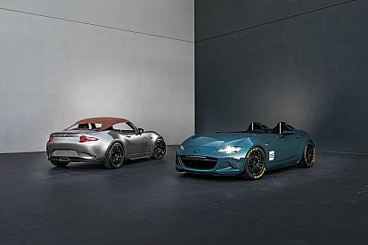 Mazda onthult conceptversies MX-5 Spyder en MX-5 Speedster