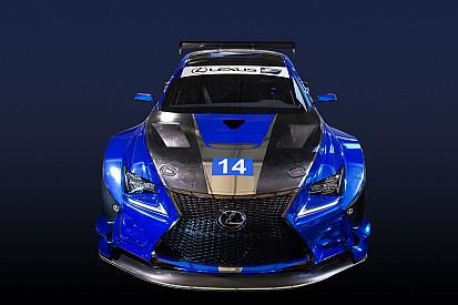 Lexus de retour en endurance américaine en 2016 avec F Performance Racing