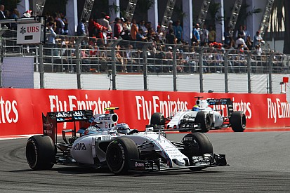 """""""Bottas não fez nada de errado"""", diz chefe da Williams"""