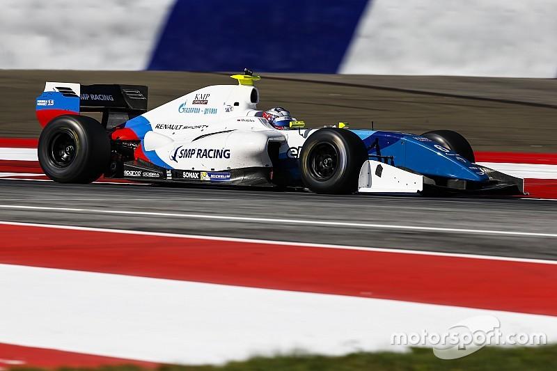 Четверо россиян приедут на тесты Формулы 3.5 в Арагон