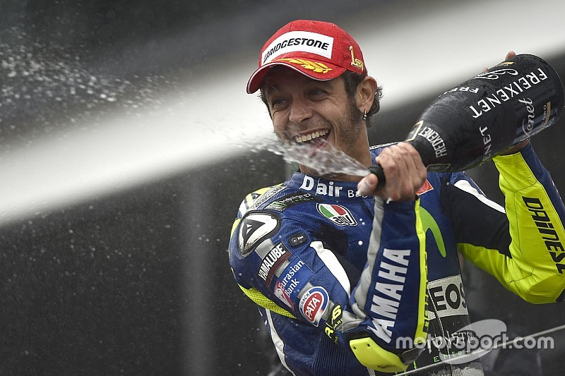 Analysis: The stats say Valentino Rossi is the title favourite