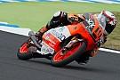 Tonucci pronto per la sua ultima gara in Moto3