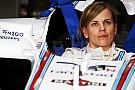 Susie Wolff - Une femme en F1, ce n'est pas pour tout de suite