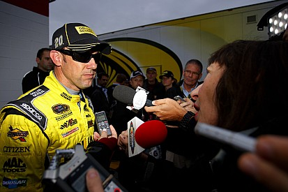 Matt Kenseth suspendu 2 courses pour son crash volontaire