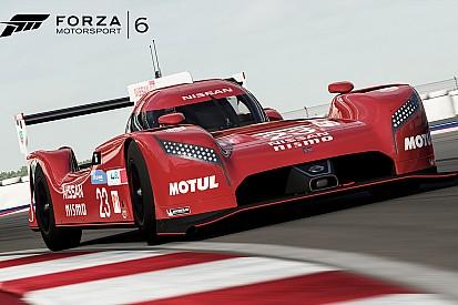 La Nissan GT-R LM NISMO dans Forza Motorsport 6