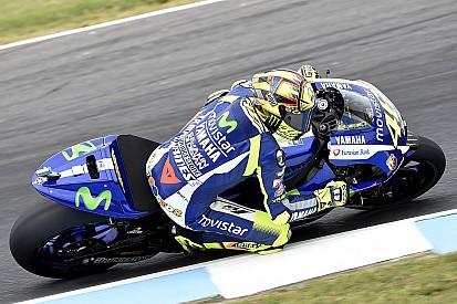"""Valentino Rossi espère """"se battre à armes égales"""" avec Lorenzo"""