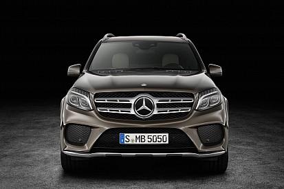 Mercedes GLS is bruter dan ooit, AMG-versie krijgt 585 pk