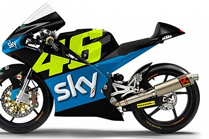 Wild card per Bulega con lo Sky Racing Team VR46