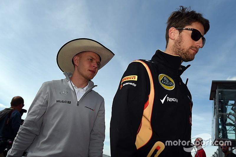 Haas aurait choisi Magnussen si Grosjean n'était pas venu