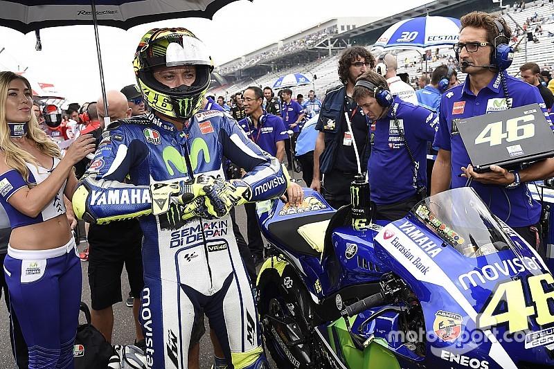 Valentino Rossi débouté par le TAS, il partira dernier à Valence