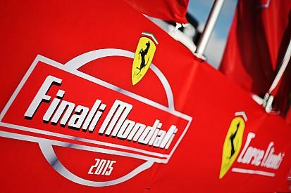 Si aprono oggi le Finali Mondiali Ferrari 2015