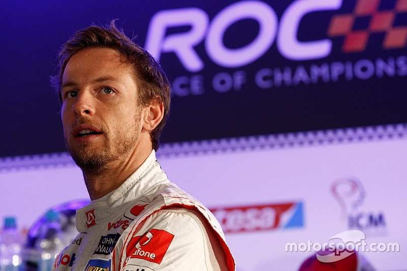 Jenson Button to make Race of Champions return