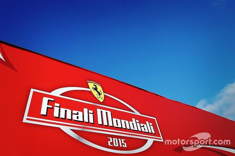 Ferrari Mondiali tem programação definida para fim de semana