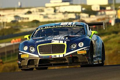 Bentley Motorsport confirms drivers for 2016