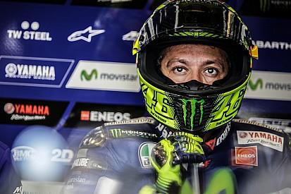 """Valentino Rossi - """"Plus déçu qu'en colère"""""""