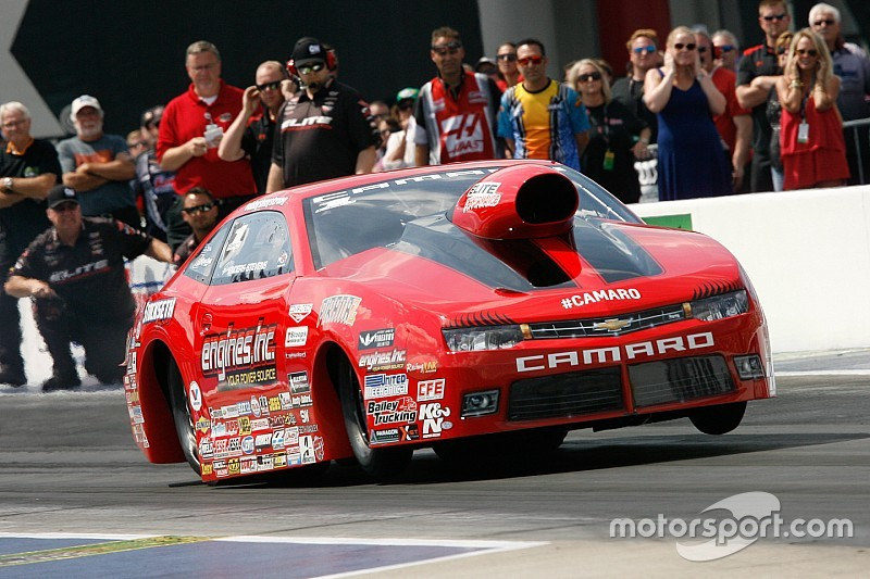 Interview with Pro Stock World Champion Erica Enders