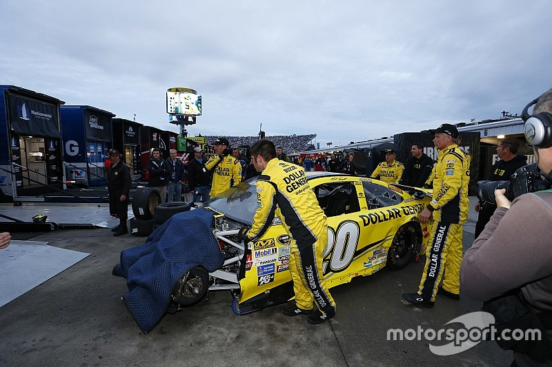 Kenseth's two-race suspension upheld in final appeal