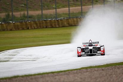 سائقو فورمولا إي في مواجهة الطقس الماطر للمرة الأولى