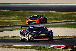 Ferrari Qualifyingbericht Gregory Romanelli auf der Pole-Position in Mugello