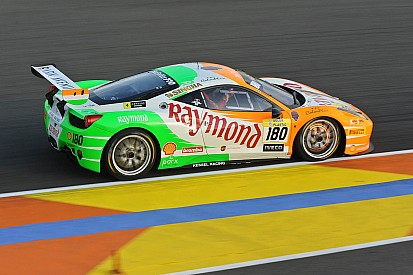 Ferrari Challenge - Singhania résiste à Prinoth, Duyver titré en Europe Coppa Shell