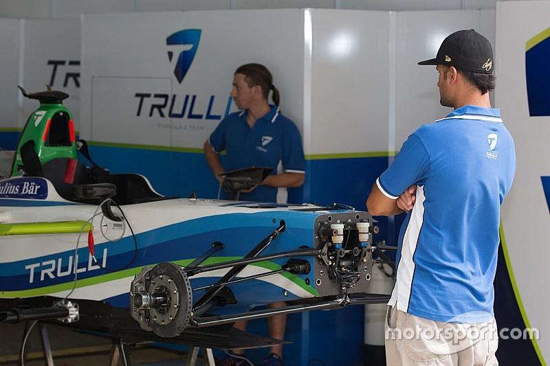 Trulli startet nicht beim Formel-E-Rennen in Putrajaya