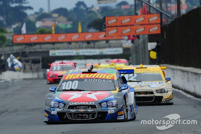 Com efeito suspensivo, Khodair recebe de volta pontos de Curitiba