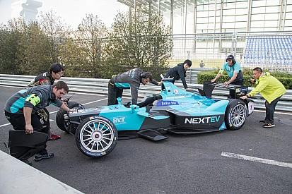 Tecnica, 30 chili in più per le due NextEV TCR?