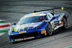 Ferrari Relato da corrida Santoponte vence pela primeira vez no Trofeo Pirelli