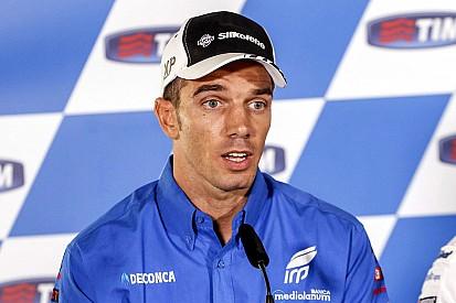 Alex de Angelis plant MotoGP-Rückkehr im Februar 2016
