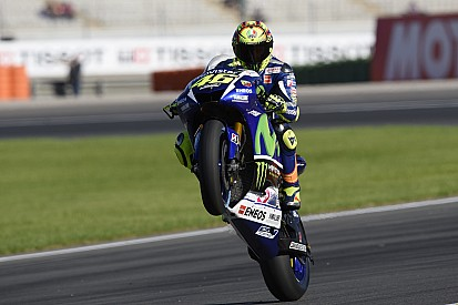 Росси: У меня хорошие ощущения от мотоцикла