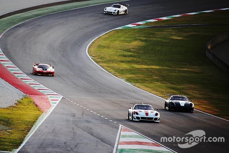 Ferrari XX, el programa de entrenamiento para profesionales y aficionados por igual
