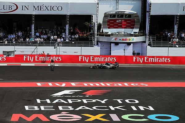 Слим: Гран При Мексики станет лучше и грандиознее