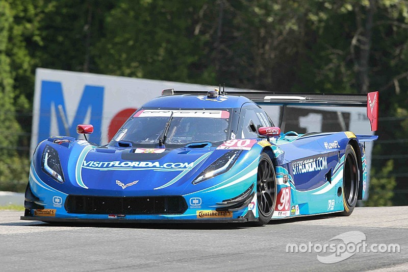Dalziel and Goossens sign for Visit Florida.com Racing