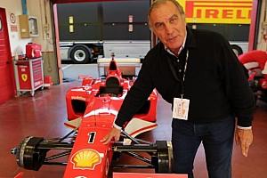 Ferrari Избранное Видео: Джорджо Пиола раскрывает технические секреты Ferrari F1