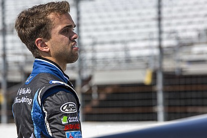 Rico Abreu set to make NASCAR Truck debut