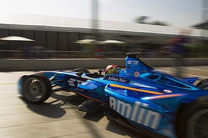 Robin Frijns pakt Formule E-podium met kapotte auto