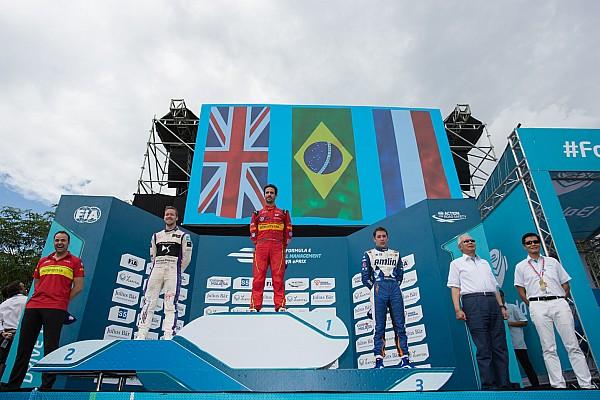 Fórmula E Di Grassi vence na Malásia e assume liderança da F-E