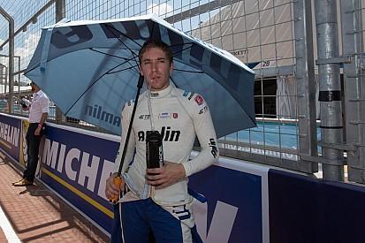 """Frijns derde ondanks scheve auto: """"Impact was behoorlijk"""""""