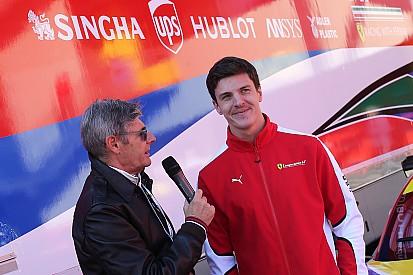 À la rencontre de James Calado, pilote officiel Ferrari GT