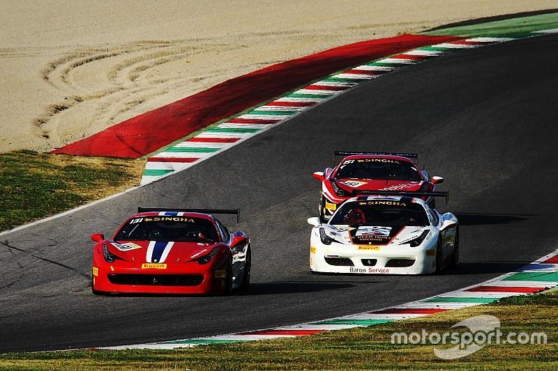 Ferrari Challenge stellt Kalender 2016 vor