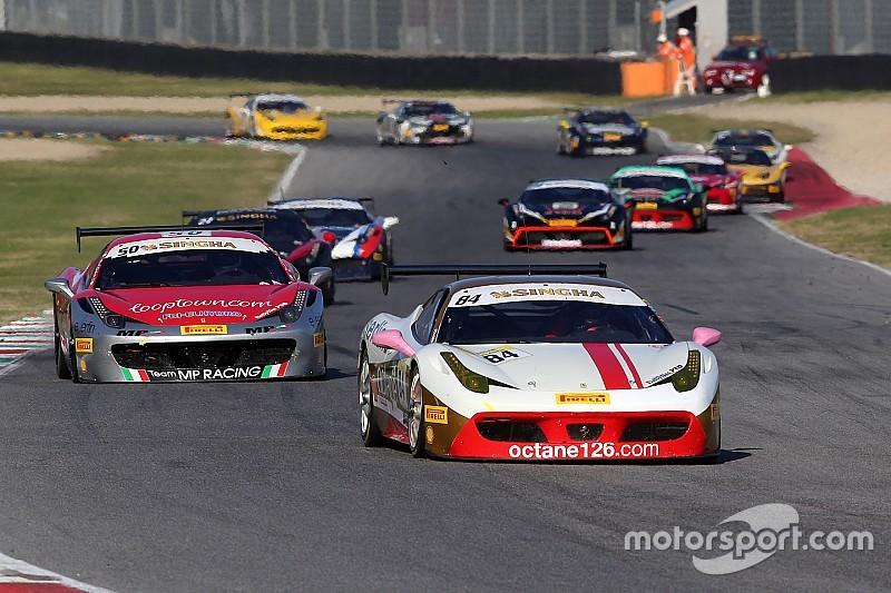 Grossmann se lleva la pole para la carrera 2 del Trofeo Pirelli