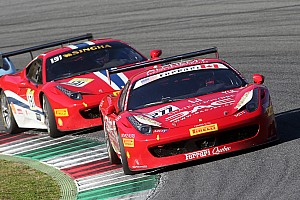 Ferrari Breaking news Anassis remains upbeat after early Mugello troubles